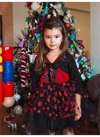 Hilal Akıncı Kids Elbise Kırmızı
